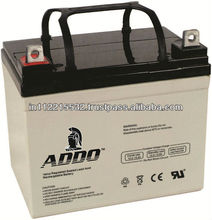 12v 5AH Deep Cycle Solar Battery.