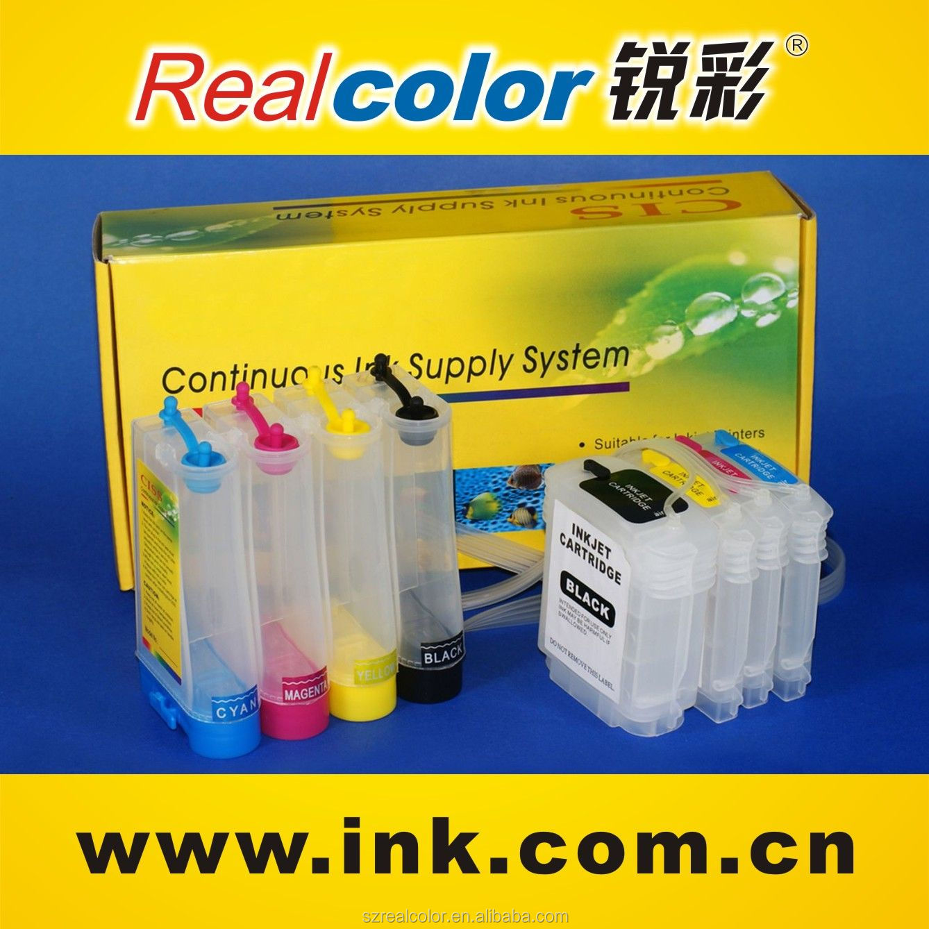 hot ciss continuous ink system for hp 940 deskjet