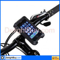 2012 Cycling Bicycle bike Handlebar Bag for IPhone 4 iphone 4S HTC SAMSUNG