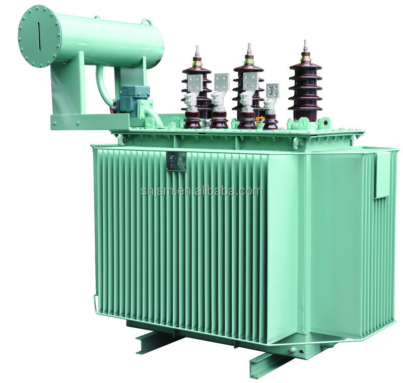 Power usage oil cooled two coil transformer 500KVA high quality low price