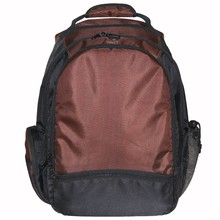 "1680D polyester massage backpack waterproof Fits 14""laptop backpack"