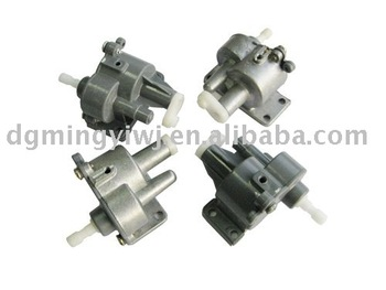 Aluminum alloy die casting parts (household electric appliance)