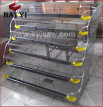 Hot Sale Galvanized Battery Vertical Quail Putting Cage(A type,wholesale,good quality,Made in China)