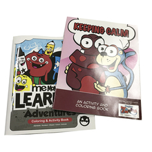 Cheap Custom Kid Activity book for Kids