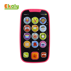 Kids Educational Toys Smart Phone with sound Learning Toy Mobile Phone