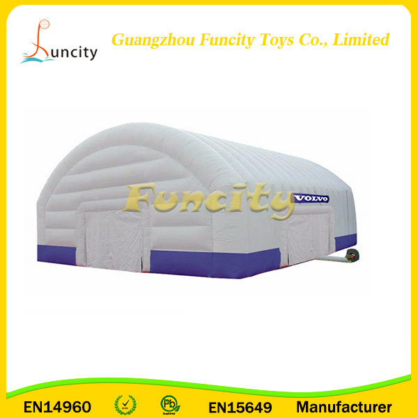 New design customized inflatable sports tent on sale,giant tent for events