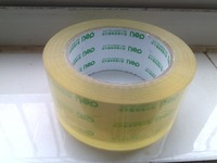super clear bopp adhesive chinese packing tape