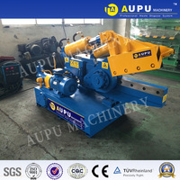 High strength Q08-100 scrap metal pipe cutting cutter machine export