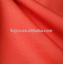 polyester cotton red color blend fabric breathe freely