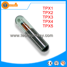 Original Crystal JMA auto TPX1 TPX2 TPX3 TPX4 TPX5 transponder chip for 4C 4D chip copy
