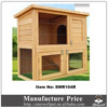 Manufacture price cheap wooden rabbit cage for sale