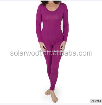New Style With High Qulity Heated Long Underwear Long Johns Thermal Underwear