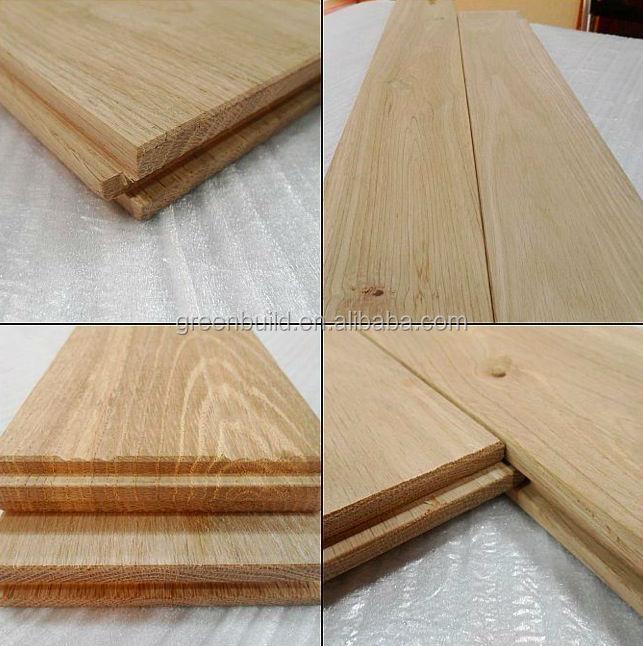 Guangzhou Unfinished Red Oak Hardwood Flooring Buy