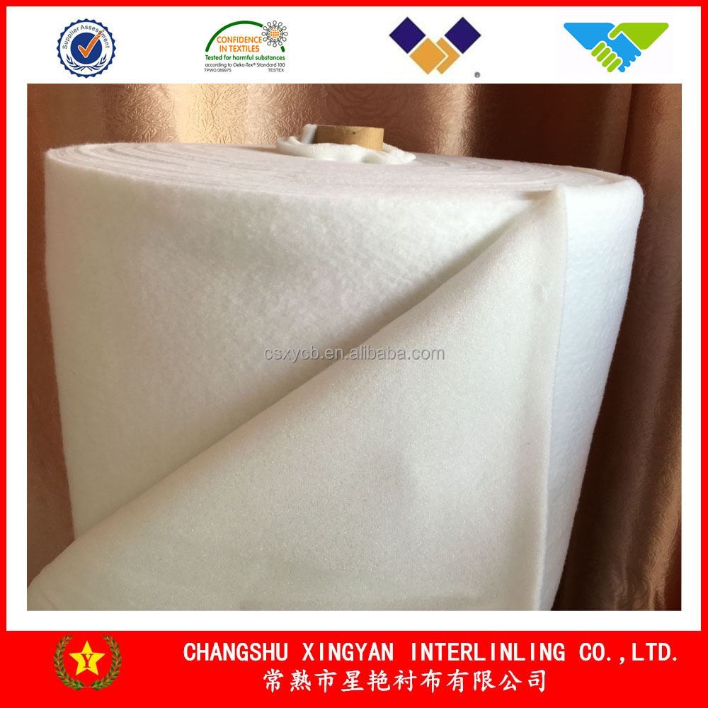 nonwoven fabric sleeve cage cotton fabric for fabric textile manufacturer china low price