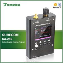 SWR powerful antenna analyzers Surecom Antenna Analyzer SA-250 For walkie talkie