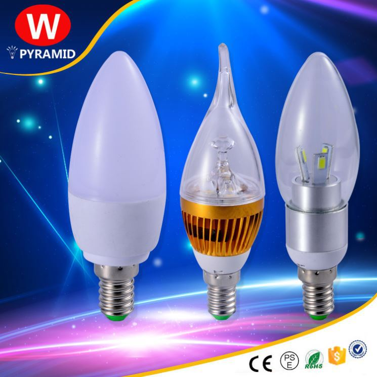 Factory wholesale! electronic candles changing color