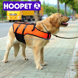 2015 New Dog aqua life jacket dog suits