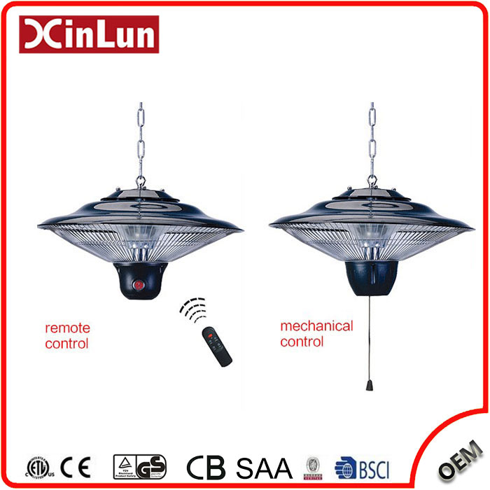 Manufacturer Ceiling Electric Infrared Heater Lamp For Oudoor Auditorium