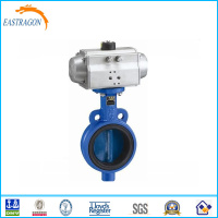 Marine Stainless Steel Pneumatic Butterfly Valves