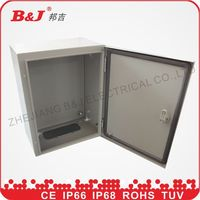 panel ip66/outdoor cable enclosure/electric box distribution