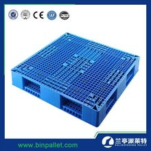 1200x1000mm double sizes durable euro warehouse plastic pallet in stock