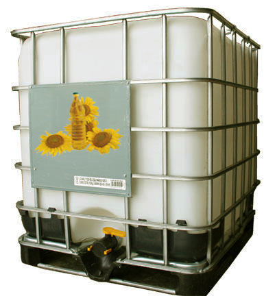 Sunflower Oil - Bulk Supply