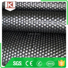 Solid Rubber Studded Pattern Mats for Gyms and Stables with interlocking and slip-resistant surface Sports and Equestrian use