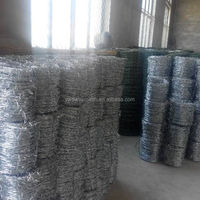 Hot Dip Galvanized Twisted Fence Wire
