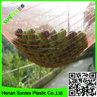 PE plastic UV treated guard hail net for grape plantation
