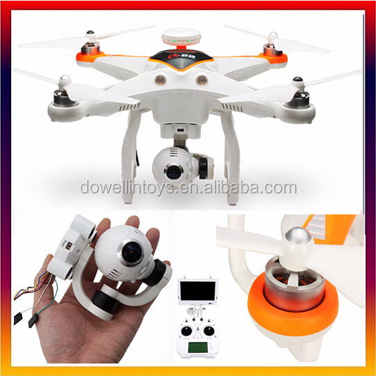 FPV Drone Cheerson CX22 Follow me Functionality Follower 1080P Camera 5.8 Ghz Dual GPS FPV Ready To Fly VS DJI