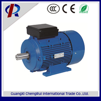 ML series 1.1kw 1.5hp electric motor for ventilation exhaust fan