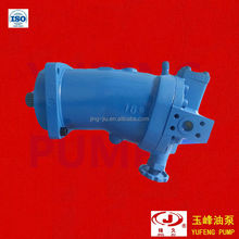 A6V107cc variable displacement motor 350bar