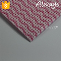 High Quality spunlace nonwoven household disposable spunlace nonwoven wipe / towels