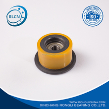 39.6*24.5 non-standard plastic bearing with 608ZZ