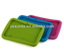 Original Protective Case Silicon Case for 7 inch RK3026 Child kids Tablet