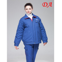 Cheap Price Winter Warm Women Safety Overalls