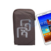 High quality different shape design cell phone pouch for men