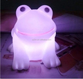 Creative Color Changing Flashing LED Animal Night Light/Cute Animal Light Bedside For Gift/Create led light night