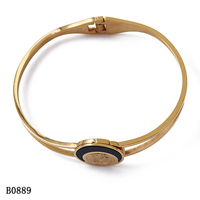 Guangzhou 2016 latest fashion private label bulk custom stainless steel jewelry from Touchlove