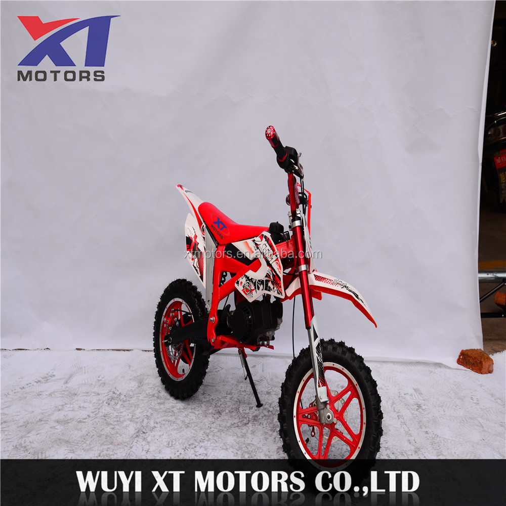 WUYI XT MOTORS X TM POWER Hot Sale New 49CC Mini Trail Bike, 49CC Mini Dirt Bike, 49CC Dirt Bikes