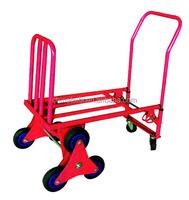 climb stairs folding shopping cart 3 wheels cart stair climbing hand trolley