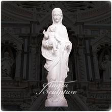 Famous design mother mary statues
