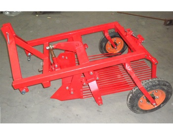 Sweet Potato Harvester, 3Point Single Row Potato Digger