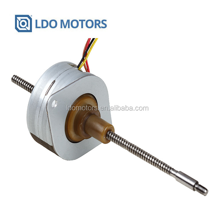 35mm Can-Stack PM Stepper motor linear actuarors