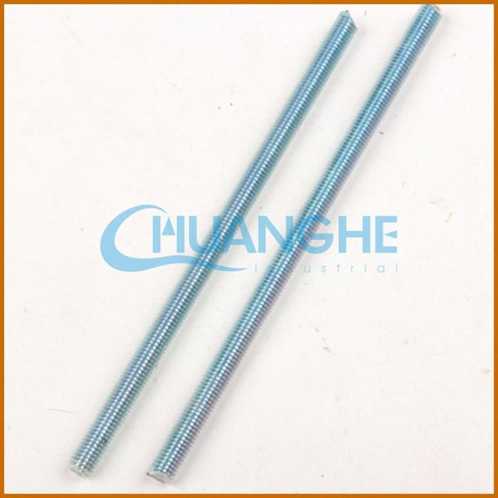 Hardware fasteners dowel pin with hollow threaded rod