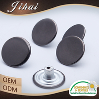 Wholesale Accessories Button Type Tack Customized Metal Buttons For Jeans