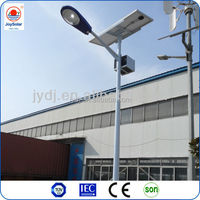 20w/12v led solar garden light with solar panel