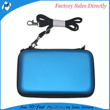 hard eva carrying case for 3ds ll eva case with strap
