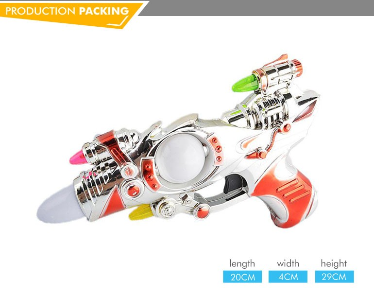 New arrival outdoor wholesale super kids toy light up buy gun china