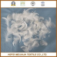 washed white duck feather 2-4CM for sofa
